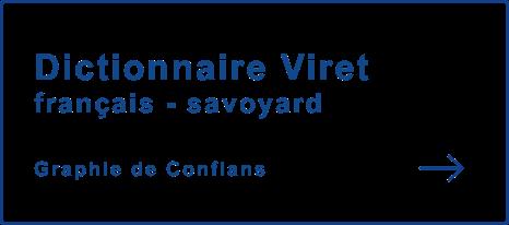 Accéder au dictionnaire Viret
